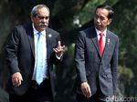 Jokowi Terima Kunjungan Presiden Federasi Serikat Mikronesia