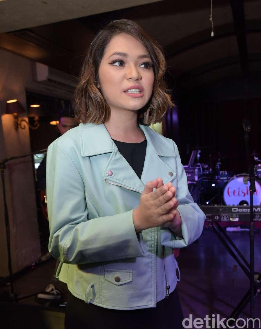 Warna Baru Geisha dengan Vokalis Regina Poetiray