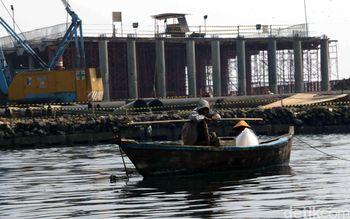 Ini Bukti Pembangunan Jembatan ke Pulau Reklamasi Terus Berjalan