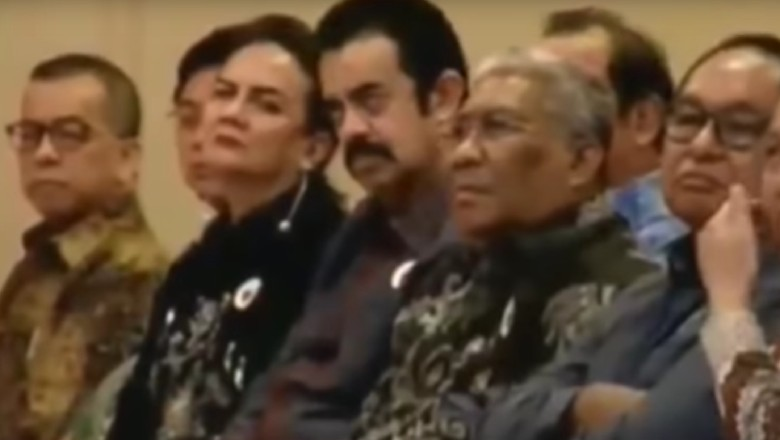 Riza Chalid Hadiri Kuliah Jokowi, Gerindra: Terjawab Sudah!