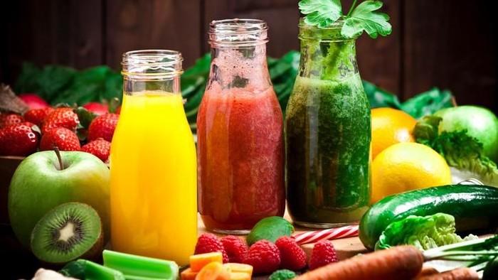 Kandungan gula dalam jus buah disebut bisa meningkatkan risiko kanker (Foto: iStock)