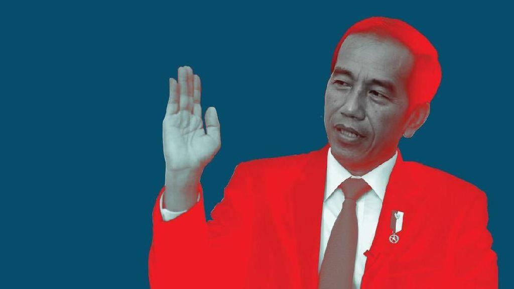 Jurus Jokowi Tekan Kemiskinan