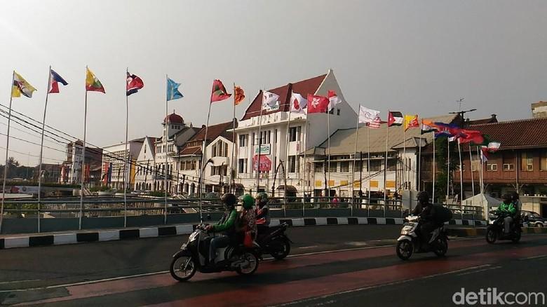Bendera Bertiang Bambu di DKI, Pengamat: Hormati yang Punya Negara