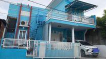 Super Cute! Ada Rumah Unik Serba Doraemon di Sulawesi, Isinya Bikin Bengong