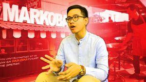 Geliat Bisnis Anak Jokowi