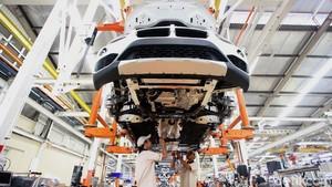Mengintip Kelahiran SUV Jerman di Sunter