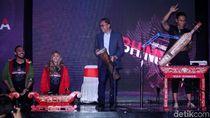 Artis Hingga Politisi Hadiri Peluncuran Project Bhinneka