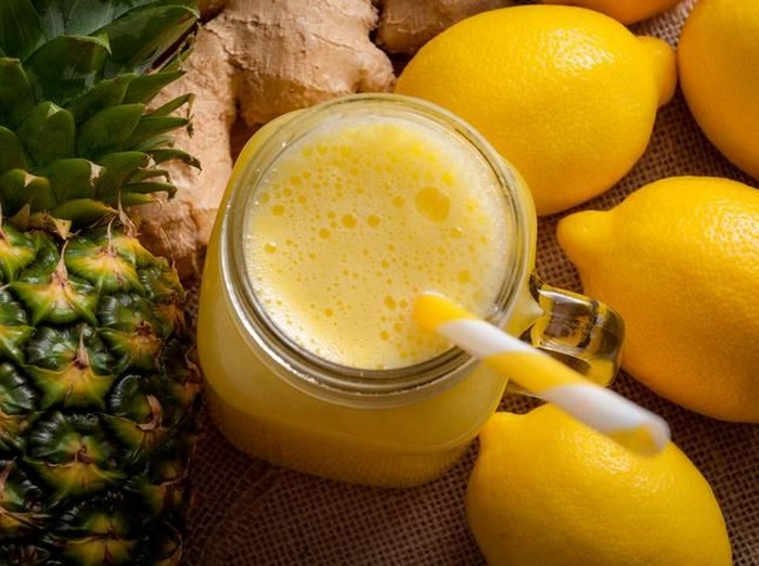 jus buah sehat