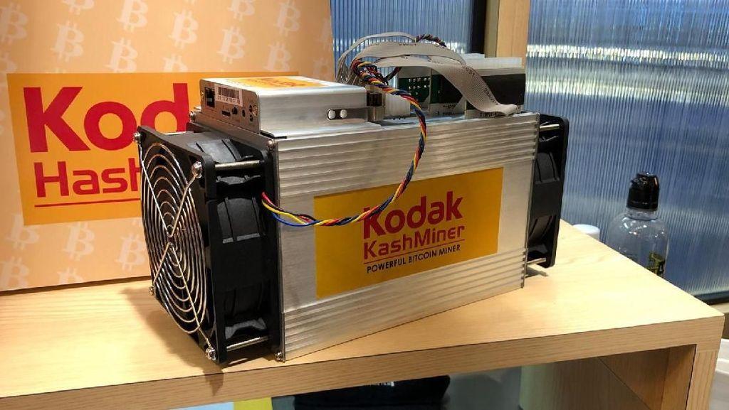 Anomali Kodak: Dapat Pinjaman Rp 11 T hingga Sahamnya Meroket 2.757%