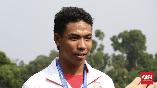 Lalu Zohri sukses merebut medali emas juara dunia U-20 2018.
