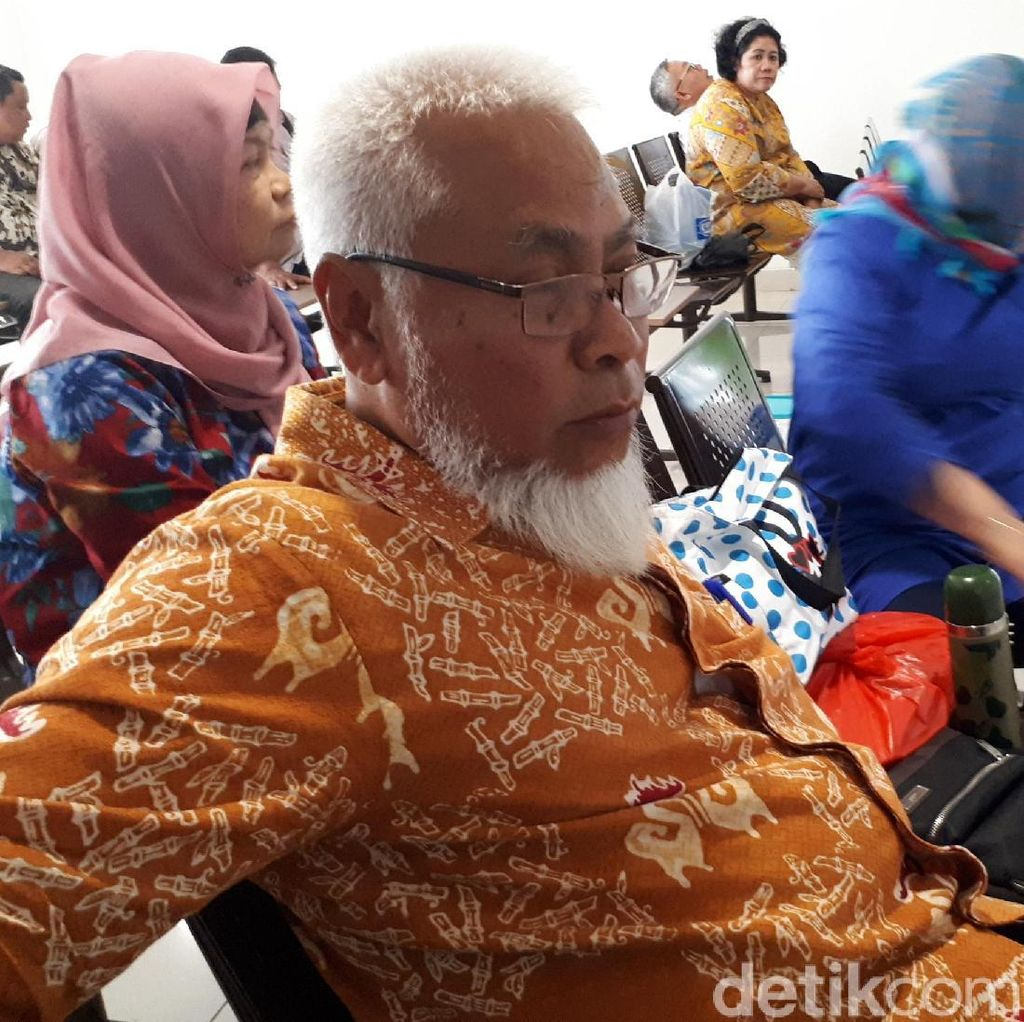 Eks Direktur Pertamina Ajukan PK: Tak Ada Urusan dengan Artidjo