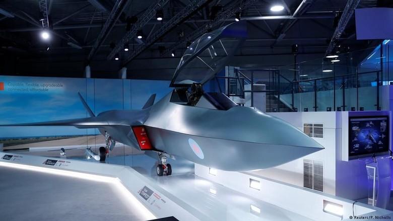 Perkenalkan 'Tempest', Jet Perang Inggris Pasca Brexit