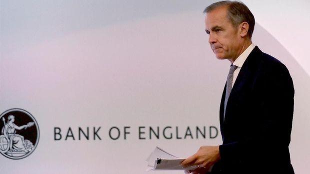 Bank Sentral Inggris: Ketidakpastian Brexit Naik Signifikan