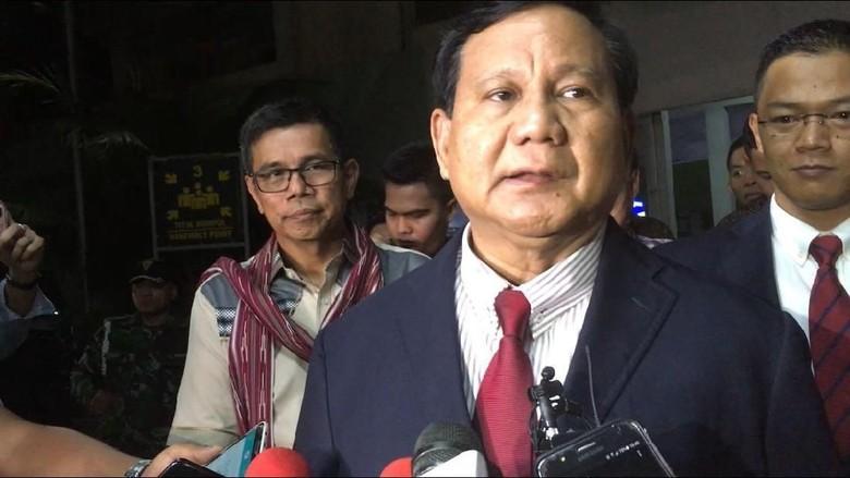 Anies-Gatot Cawapres Terkuat Versi LIPI, PKS: Prabowo Loyal