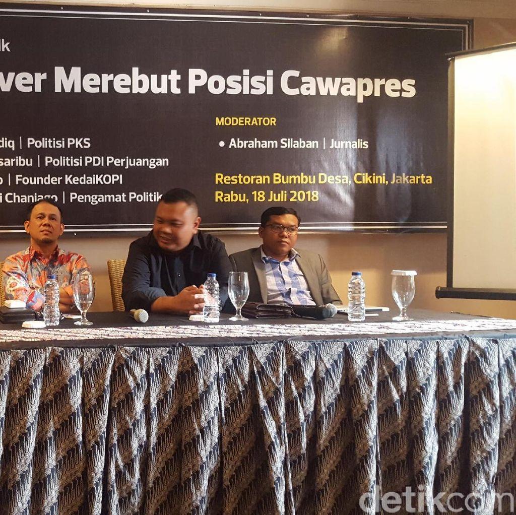 Soroti Manuver Prabowo ke Partai Lain, Mahfudz: PKS Harus Cawapres
