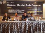 Saran Mahfudz ke PKS Jika Cawapres Prabowo dari Parpol Lain