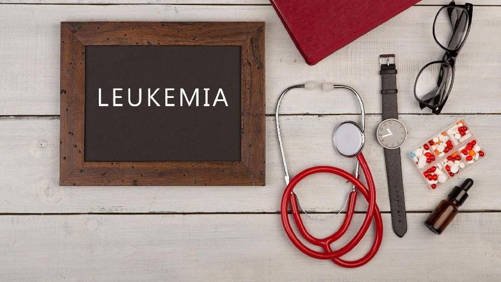 Tips Deteksi Dini Leukemia, Jenis Kanker Paling Banyak Dialami Anak