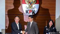 KPK Kerja Sama dengan Jepang Cegah Penyuapan di Sektor Swasta