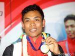 Jokowi Terima Zohri Juara Dunia Lari di Istana Bogor Siang ini