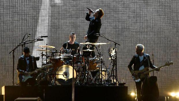 Dari U2 Hingga Coldplay, Ini Daftar 8 Band Terkaya di Dunia