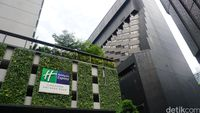 Hotel Holiday Inn (Shinta/detikTravel)