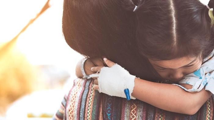 Ilustrasi gadis mengidap tumor otak. Foto: Thinkstock