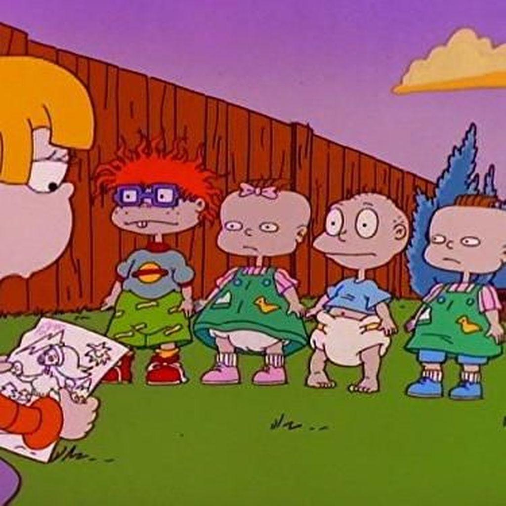 Rugrats Siap Reboot untuk Serial TV dan Live-Action