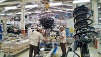 Industri Komponen Tetap Hidup Meski Ada Kendaraan Listrik
