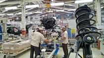 Waspada! Industri Otomotif Terguncang Picu Gelombang PHK