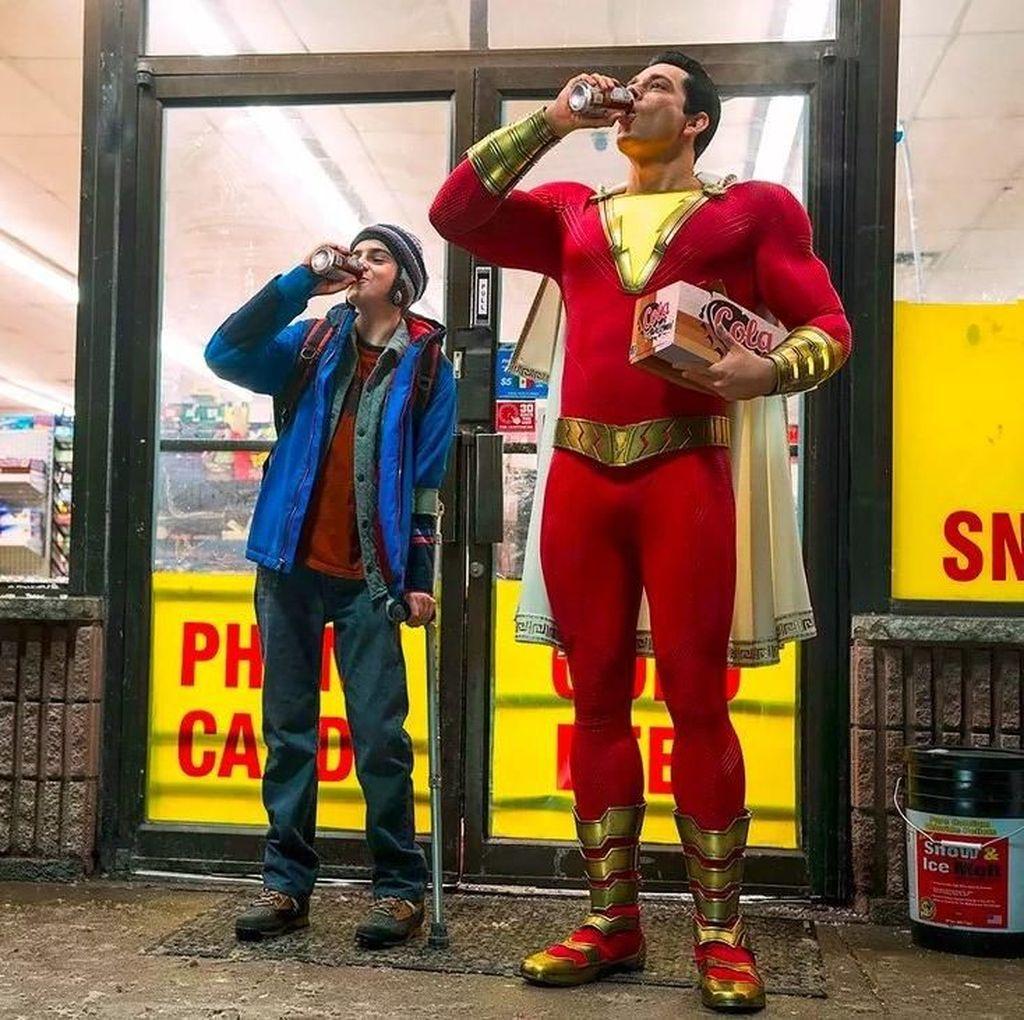 Shazam!, Perlahan DC Menjauh dari Kegelapan