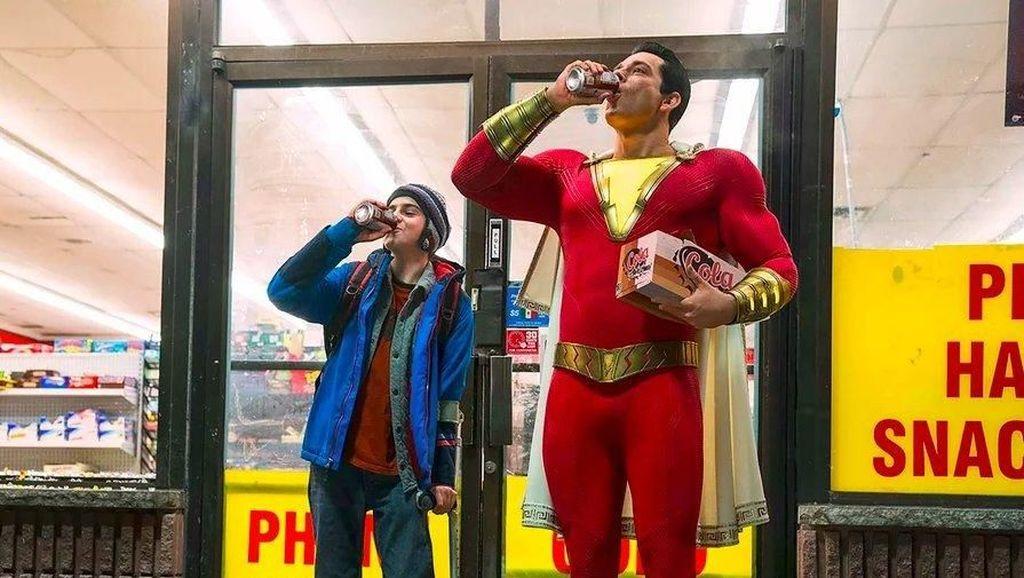 Teka-teki Kekuatan Super Shazam Terkuak di Trailer