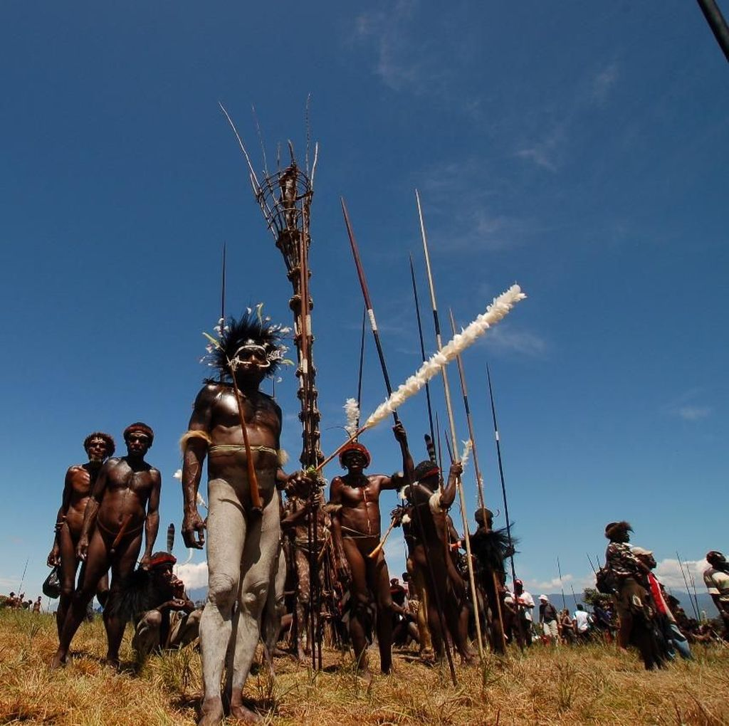 Kombinasi Keindahan Alam dan Budaya dalam Festival Lembah Baliem