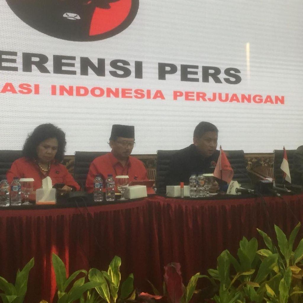 PDIP Umumkan Kapitra Ampera Jadi Caleg Dapil Riau II