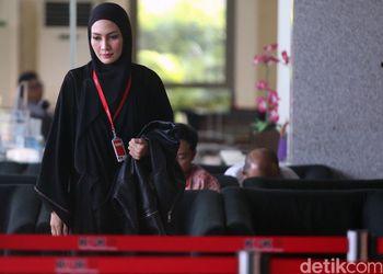 Cantiknya Fenny Steffy, Staf Ahli Aceh Marathon Diperiksa KPK