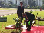 Pujian Jokowi untuk Presiden Mikronesia yang Keturunan Ambon