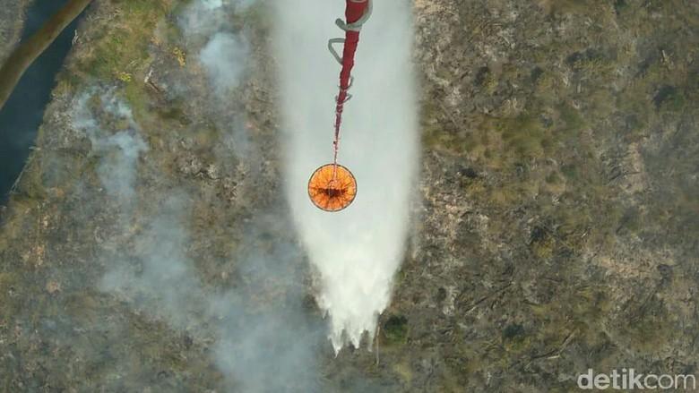 180 Hektare Lahan di Sumsel Terbakar