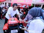 Ngeng! Semarang Kini Punya Ambulance Motor Untuk Keadaan Darurat
