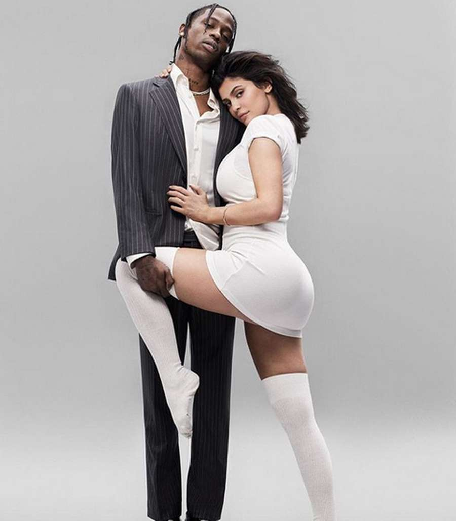 Kylie Jenner dan Travis Scott yang Makin Mesra