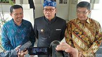 Ridwan Kamil Janji Hadiahi Alun-alun dan Bandros untuk Sumedang