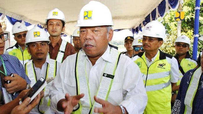 Menteri PUPR, Basuki Hadimuljono/Foto: Kementerian PUPR