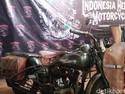 Ribuan Moge Kuno eks Perang Dunia Reuni di Yogyakarta