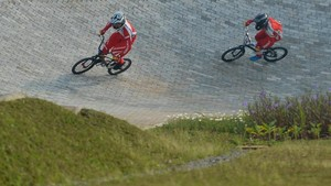 Venue BMX Asian Games Belum Sempurna