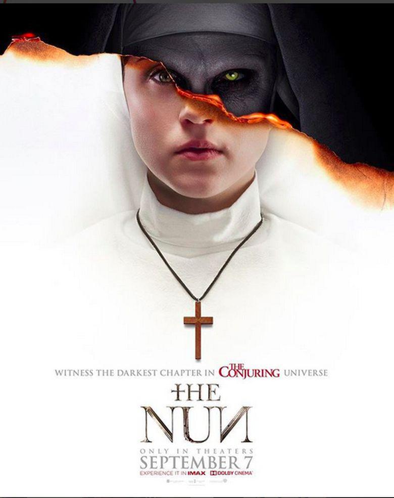 Film The Nun sudah tayang dan mendapat sambutan yang baik dari para penonton. Dok. Instagram