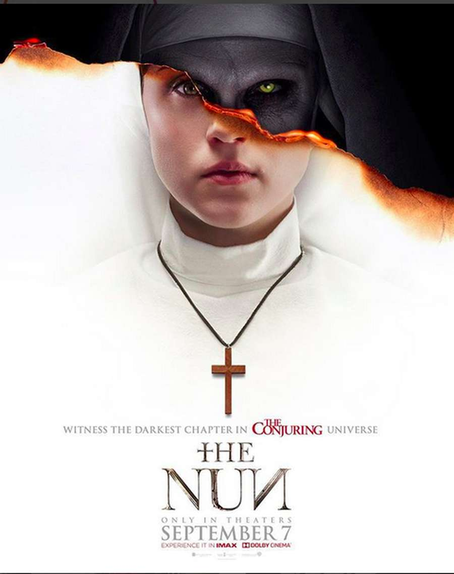 Adegan Apa yang Paling Seram di The Nun?
