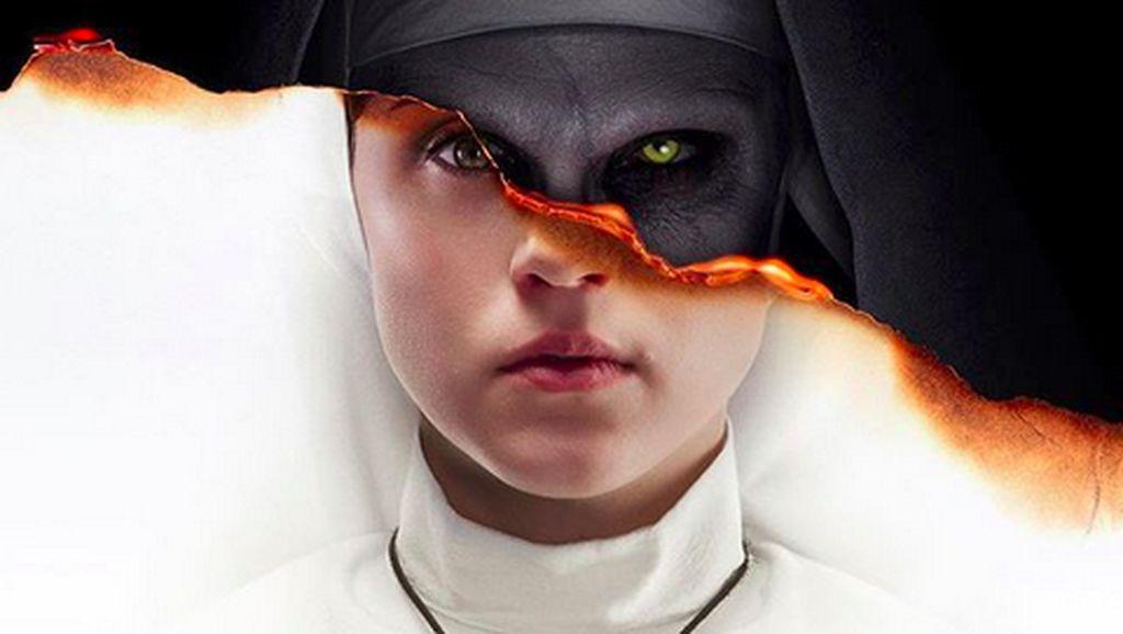 Plus-Minus Nonton Film Seram Seperti The Nun Buat Kesehatanmu (1)