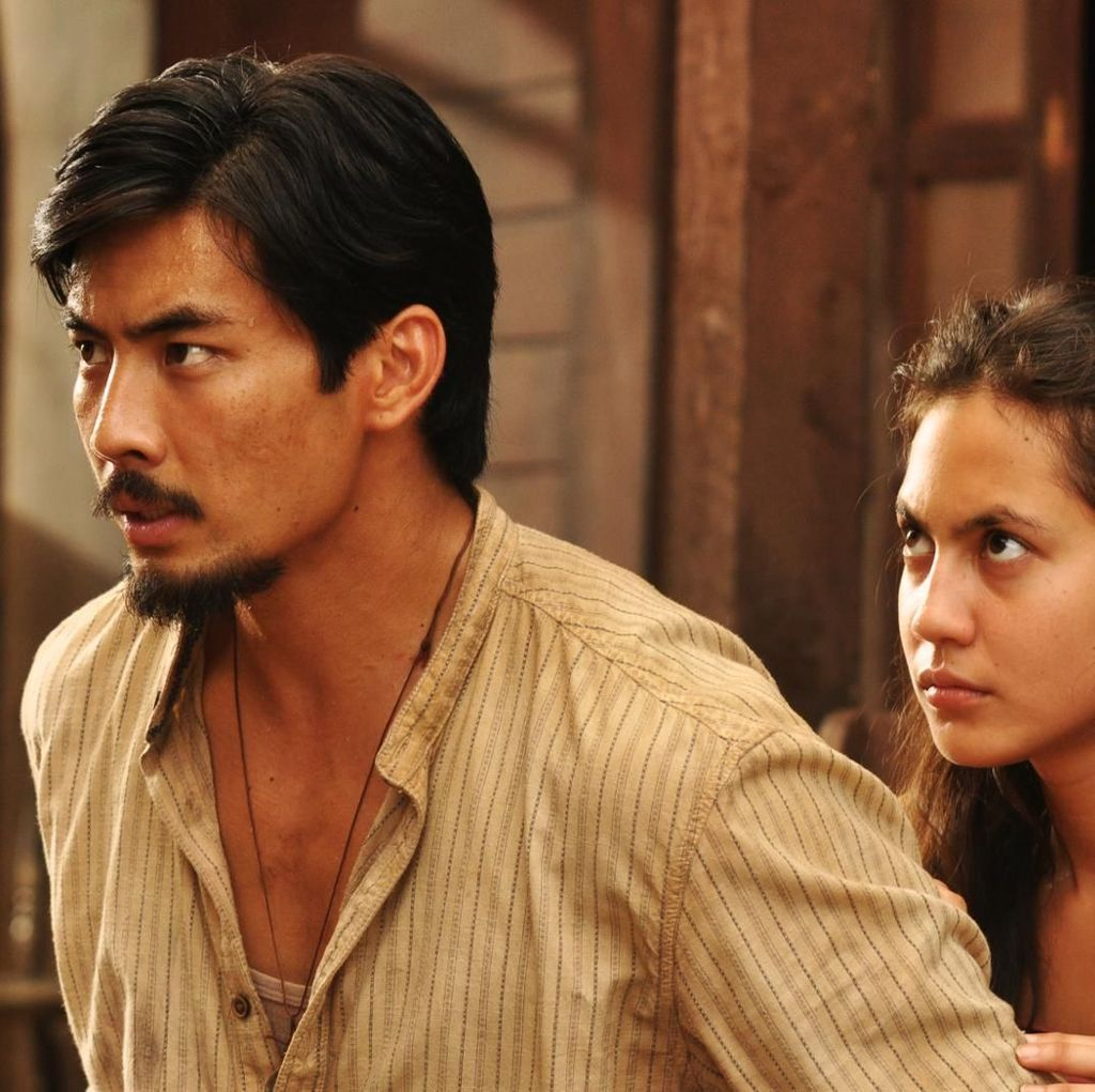 Yoshi Sudarso Kesulitan Bahasa Indonesia Syuting Buffalo Boys