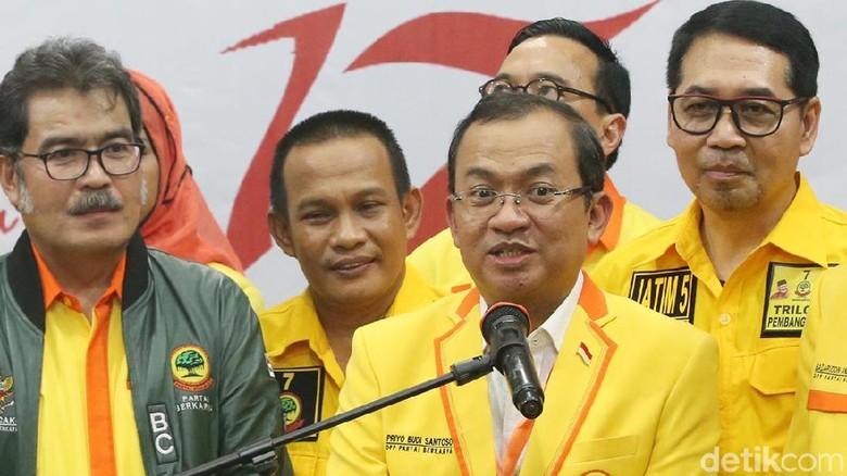 Berkarya Heran Kubu Jokowi Urusi Nama Koalisi Prabowo