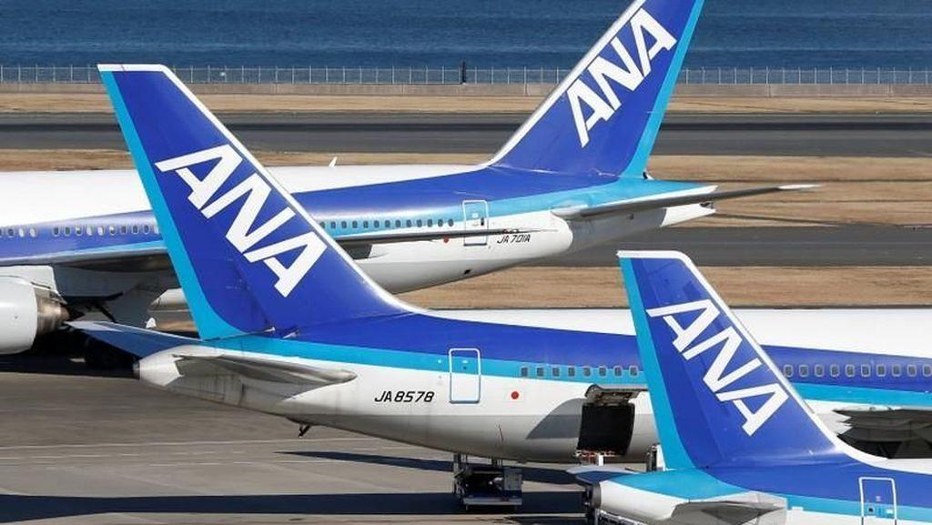 Kopilot Minum Alkohol Sebelum Terbang, Penerbangan ANA Tertunda