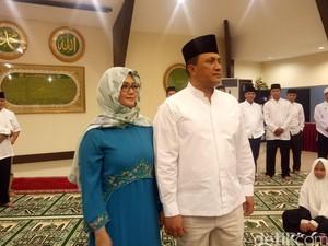 Tinggalkan Makassar, Bella Saphira Ikut Suami ke Mabes TNI