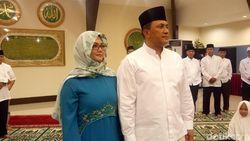 Romantisnya Bella Saphira dan Mayjen Agus Sebelum Tinggalkan Makassar